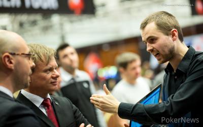 Martin Kabrhel & Tournament Directors