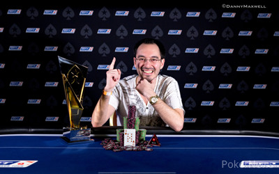 William Kassouf - EPT Prague 2016 €10,300 High Roller Winner