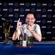 William Kassouf - EPT Prague 2016 €10,300 High Roller Winner
