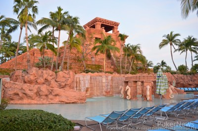 Atlantis Resort, home of the PokerStars Championship Bahamas