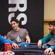 Connor Drinan, Dan Colman and Dario Sammartino