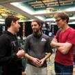 Dan Colman, Igor Kurganov and Christoph Vogelsang