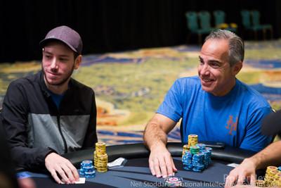 Daniel Weinman and Cliff Josephy