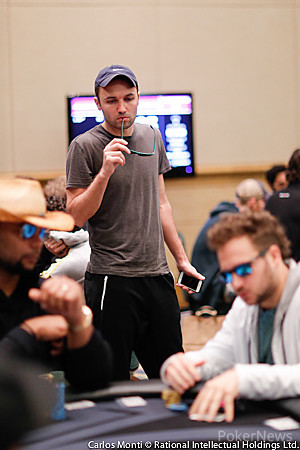 No back-to-back in the $25K for Nick Maimone