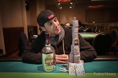 Carlos Lopes - Winner of Event 3