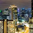 Melbourne Skyline - Crown