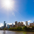 Melbourne Skyline - Yarra River