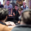 People railing the Aussie Millions 100k Challenge 2017
