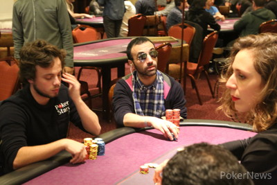 Romain Lewis and Mohamed El Bakkouri