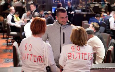 Federico Butteroni & supporters
