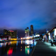 Crown Casino - Melbourne Skyline