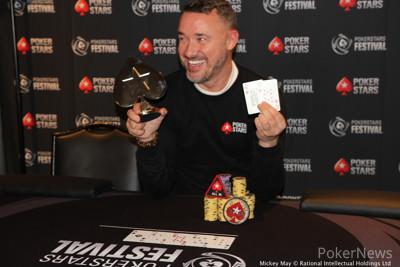 Stephen Hendry - Won Media Tournament