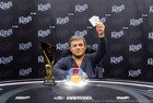 Vladimir Troyanovskiy Wins the King's High Roller