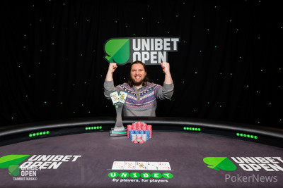 Gerret Van Lancker Wins Unibet Open London