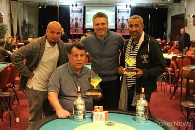 Fadhil Farag Takes Home €27,878 for Winning the Marrakech Poker Open High Roller
