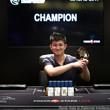 Winner Event31 PLO High Roller_Ka Kwan Lau