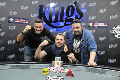 WSOP International Circuit Main Event Winner Marcin Chmielewski