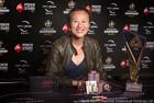 Winner PSC Macau HighRoller Sosia Jiang