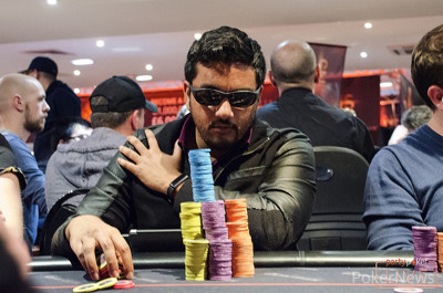 Neel Murphy has the lead with just one level left...but can he keep it?