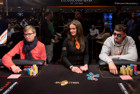 Mateusz Rypulak and Jacob Mulhern lead the pack and fight for an extra £100,000