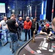 Bryn Kenney and Viacheslav Buldygin heads up