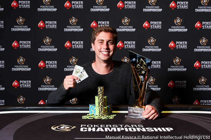Julian Stuer Wins the €25,750 High Roller