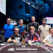 Group Picture Final Table