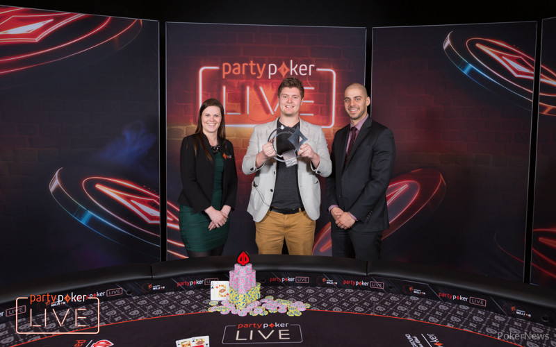 Party poker montreal 2017 results breville long slot toaster bta830xl
