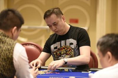 Qiang poker