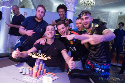 Hugo Larachiche wins the 2017 Winamax SISMIX Main Event