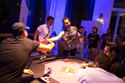 Paul Guichard will not be the 2017 Winamax SISMIX Main Event champion as he just busted in 5th place