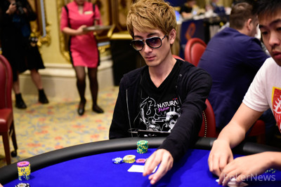 Ichinose Busts Bo 2017 Poker King Cup Macau Pokernews