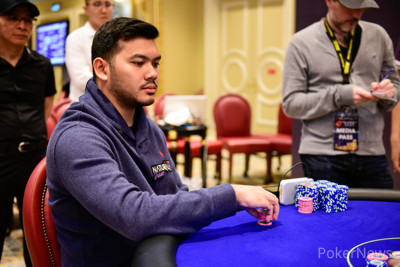 Michael Soyza wins HK$1.135 million for his second place finish