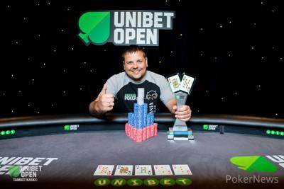 Kaarel Lepik Wins 2017 Unibet Open Copenhagen