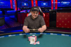 Bryan Hollis Wins Event #1: $565 Casino Employees No-Limit Hold'em for $68,817!