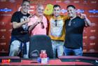 Un pacto a cuatro bandas deriva en la victoria de Javier R. Mazorriaga