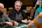 Chirs Bjorn is looking to add to his WSOP bracelet collection