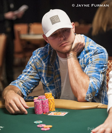Christopher Logue - Bubbles final table in 11th place