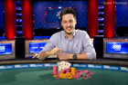 Adrian Mateos Wins the $10,000 Heads-Up No-Limit Hold'em Championship ($324,470)
