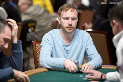 Mike Watson Claims 1st Place in GG Spring Festival Event H-83: $10,300 Super Tuesday
