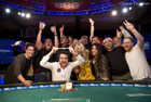 Chris Moorman Captures First Gold Bracelet in $3,000 6-Max Event