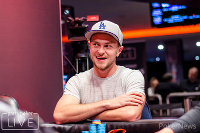 Jamie Whyte may not have won, but he span an incredible return of £70,750 from a $2.20 satellite ticket online at partypoker