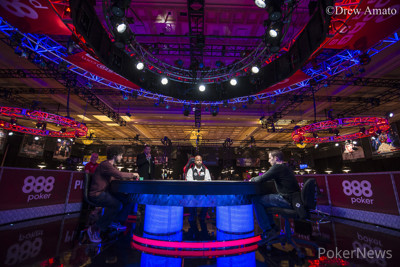 Poker heads up championship 2018