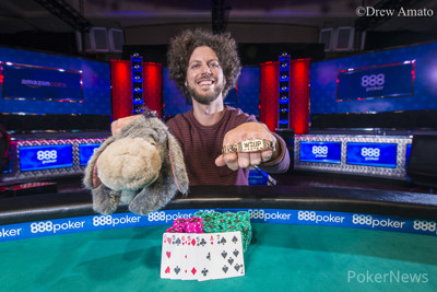 Chris Vitch Wins His Second WSOP Bracelet