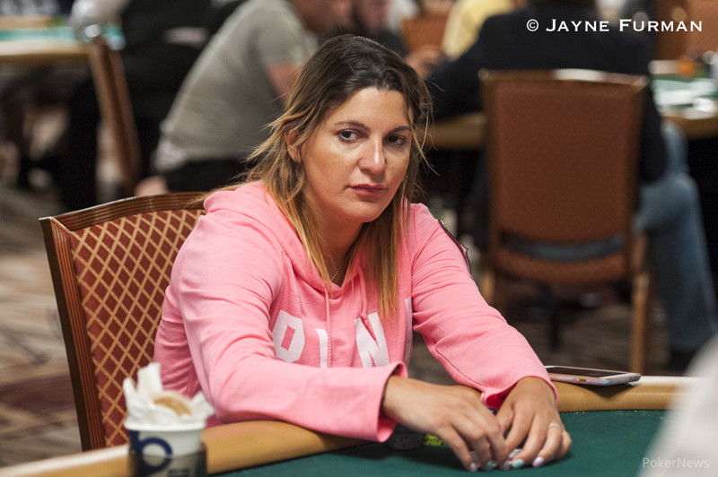 Natasha Mercier | Poker Players Gallery | PokerNews