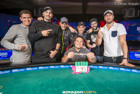 Louie Calvo Wins Event #49: $3,000 Pot-Limit Omaha 6-Handed for $362,185