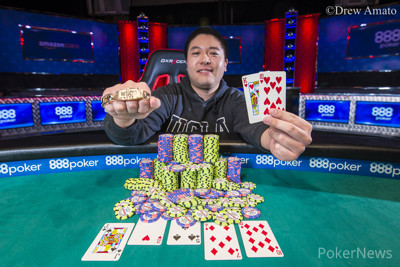 Image result for world series of poker winning hand
