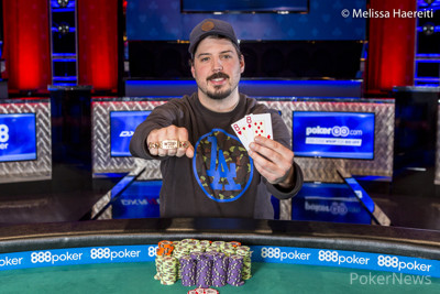 Chris Bolek Wins Event #50 for $266,646