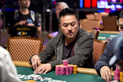 Tsong Lin Leads Going into Day 3