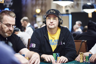 Phil Hellmuth from another event